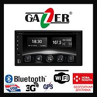 Магнитола гейзер Gazer CM6006-100D