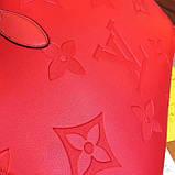 Сумка Луи Витон Onthego канва Monogram, кожаная реплика, фото 7