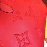 Сумка Луї Вітон Onthego канва Monogram, шкіряна репліка, фото 7