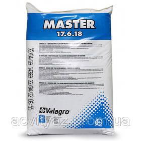 Комплексное минеральное удобрение МАСТЕР NPK 17+6+18