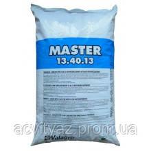 Комплексное минеральное удобрение МАСТЕР NPK 13+40+13, 25 кг