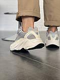 "Кроссовки женские Adidas Yeezy Boost 700 V2 ""Static"" (Топ качество), фото 2"