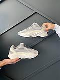 "Кроссовки женские Adidas Yeezy Boost 700 V2 ""Static"" (Топ качество), фото 4"