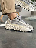"Кроссовки женские Adidas Yeezy Boost 700 V2 ""Static"" (Топ качество), фото 5"