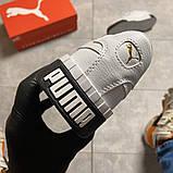 Кросівки Puma жіночі Cali White/Black., фото 2