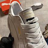 Кросівки Puma жіночі Cali White/Black., фото 3