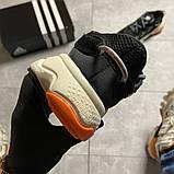 Чоловічі кросівки Adidas Ozweego Black Beige., фото 2