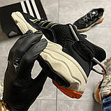 Чоловічі кросівки Adidas Ozweego Black Beige., фото 4