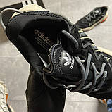 Чоловічі кросівки Adidas Ozweego Black Beige., фото 5