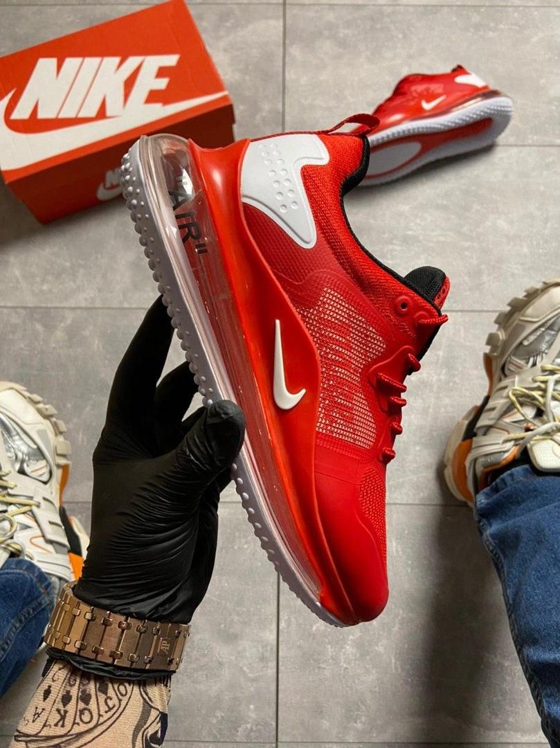 Мужские кроссовки Nike Air Max 720 Red Reflective.
