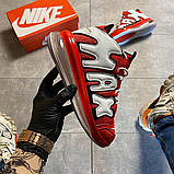 Мужские кроссовки Nike Air More Uptempo 720 Red/White., фото 8