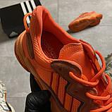 Мужские кроссовки  Adidas Ozweego Orange Red., фото 3