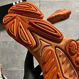 Мужские кроссовки  Adidas Ozweego Orange Red., фото 4