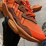 Мужские кроссовки  Adidas Ozweego Orange Red., фото 6