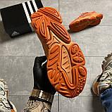 Мужские кроссовки  Adidas Ozweego Orange Red., фото 8