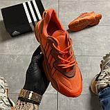 Мужские кроссовки  Adidas Ozweego Orange Red., фото 9