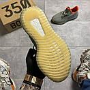 Adidas Yeezy Boost 350 V2 Desert Sage, фото 2