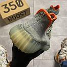 Adidas Yeezy Boost 350 V2 Desert Sage, фото 3