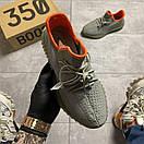 Adidas Yeezy Boost 350 V2 Desert Sage, фото 5