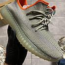 Adidas Yeezy Boost 350 V2 Desert Sage, фото 7