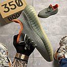 Adidas Yeezy Boost 350 V2 Desert Sage, фото 6
