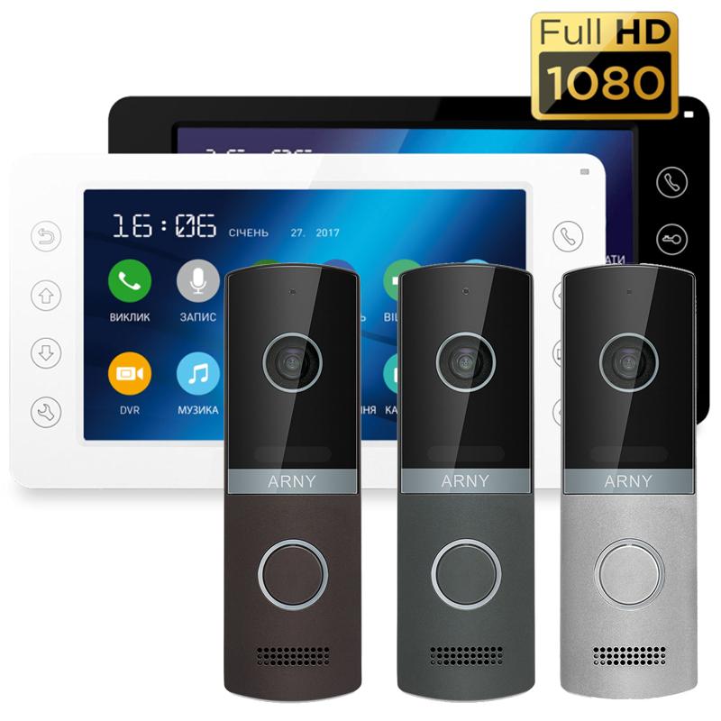 NeoLight KAPPA+ HD и AVP-NG230 2MPX комплект видеодомофона
