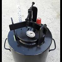 Автоклав бытовой винтовой ЧЕ-10 на 10 поллитровых банок. Гарантия