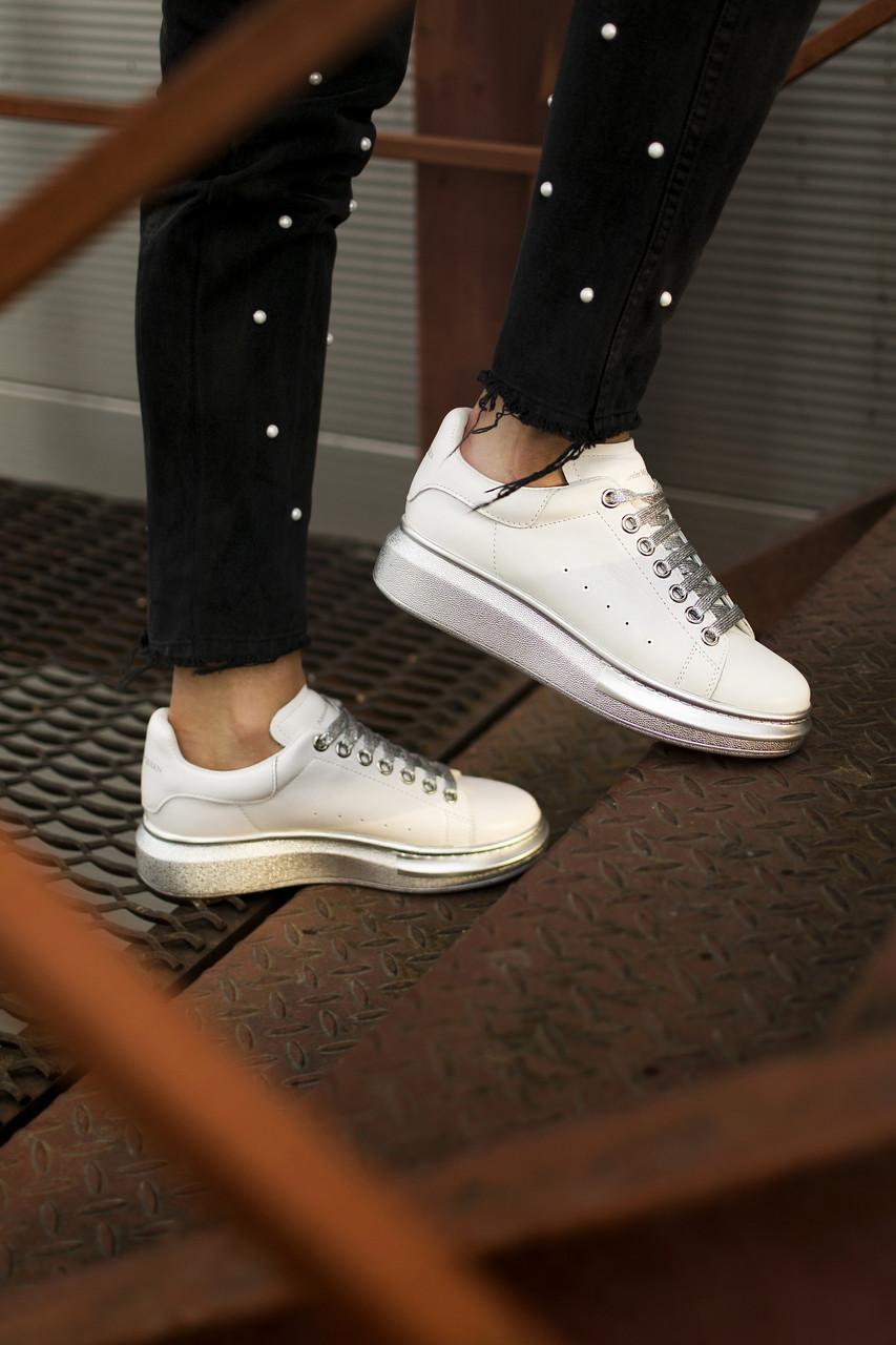 Жіночі кросівки Al*xander M*Queen Premium , Репліка