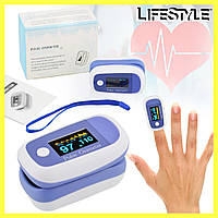 Пульсометр на палец N2 / Оксиметр / Пульсоксиметр