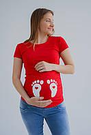 Футболка  для вагітних (футболка для беременных) 2900000362697, фото 1