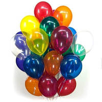 "Латексные шары Belbal кристалл 12"" (105)"