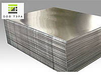 Алюминиевый лист А5М  10.0 мм