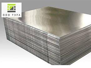 Алюмінієвий лист А5М 10 мм харчової 1500х3000 мм, фото 2