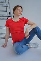 Футболка  для вагітних та годуючих (футболка для беременных и кормящих) 2900000375932, фото 1