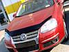 Дефлектор капота (Люкс!) мухобойка Volkswagen VW Jetta V 2005-2010, SIM, SVOJET0612, фото 3