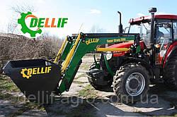 Навантажувач на трактор ЮТО 954 (YTO LX954) - Деллиф Супер Стронг 2000