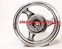 Диск литой задний (диск.торм) 2,50х12(19 шлицов)