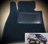 Ворсовые коврики на Acura MDX '06-13