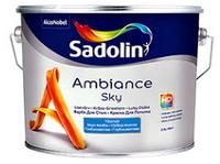 Краска для потолка Sadolin Ambiance Sky, 10 л