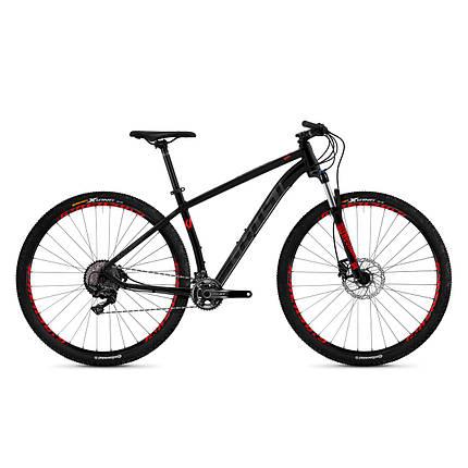 """Велосипед Ghost Kato 9.9 29"""" черно-серо-красный, M, 2019, фото 2"""