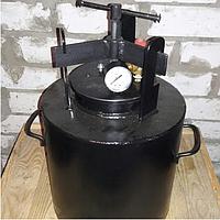 Автоклав бытовой винтовой ЧЕ-16 14 поллитровых банок. Гарантия