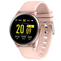 Жіночий розумний Смарт годинник Smart Love Pink