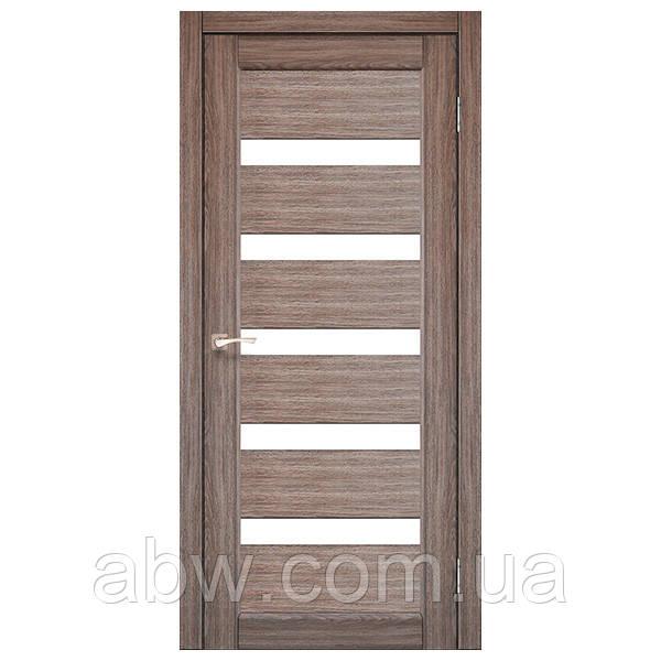Межкомнатная дверь Korfad PR-03 дуб грей