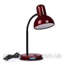 """Лампа настільна L-1 """"Вишня"""" (ТМ LOGA)"""