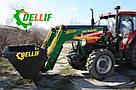 Кун на трактор МТЗ 1221 - Деллиф Супер Стронг 2000, фото 4