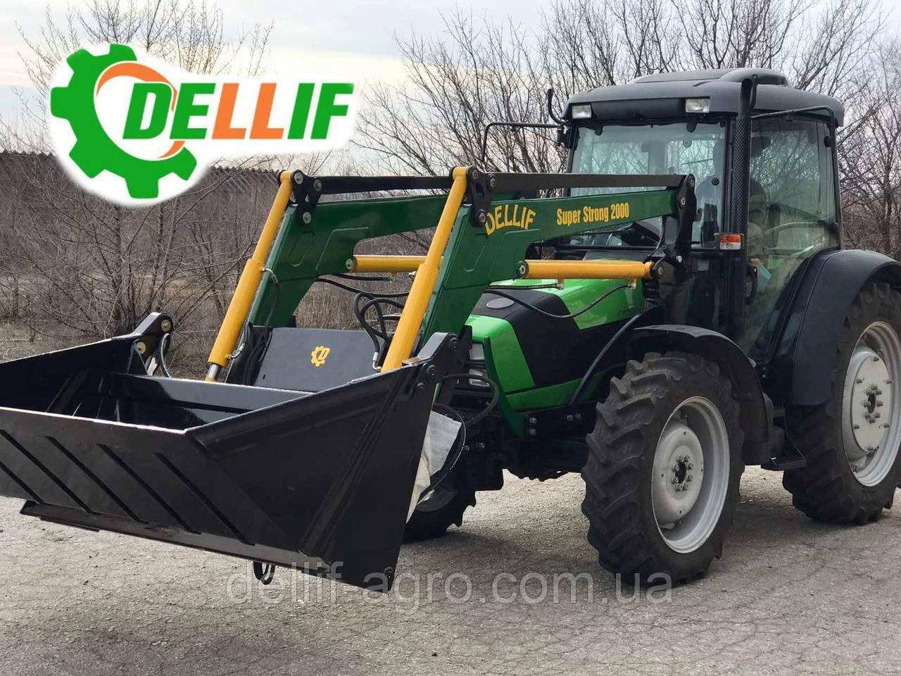 Кун на трактор МТЗ 1221 - Деллиф Супер Стронг 2000