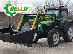 Кун на трактор МТЗ 1221 - Делліф Супер Стронг 2000