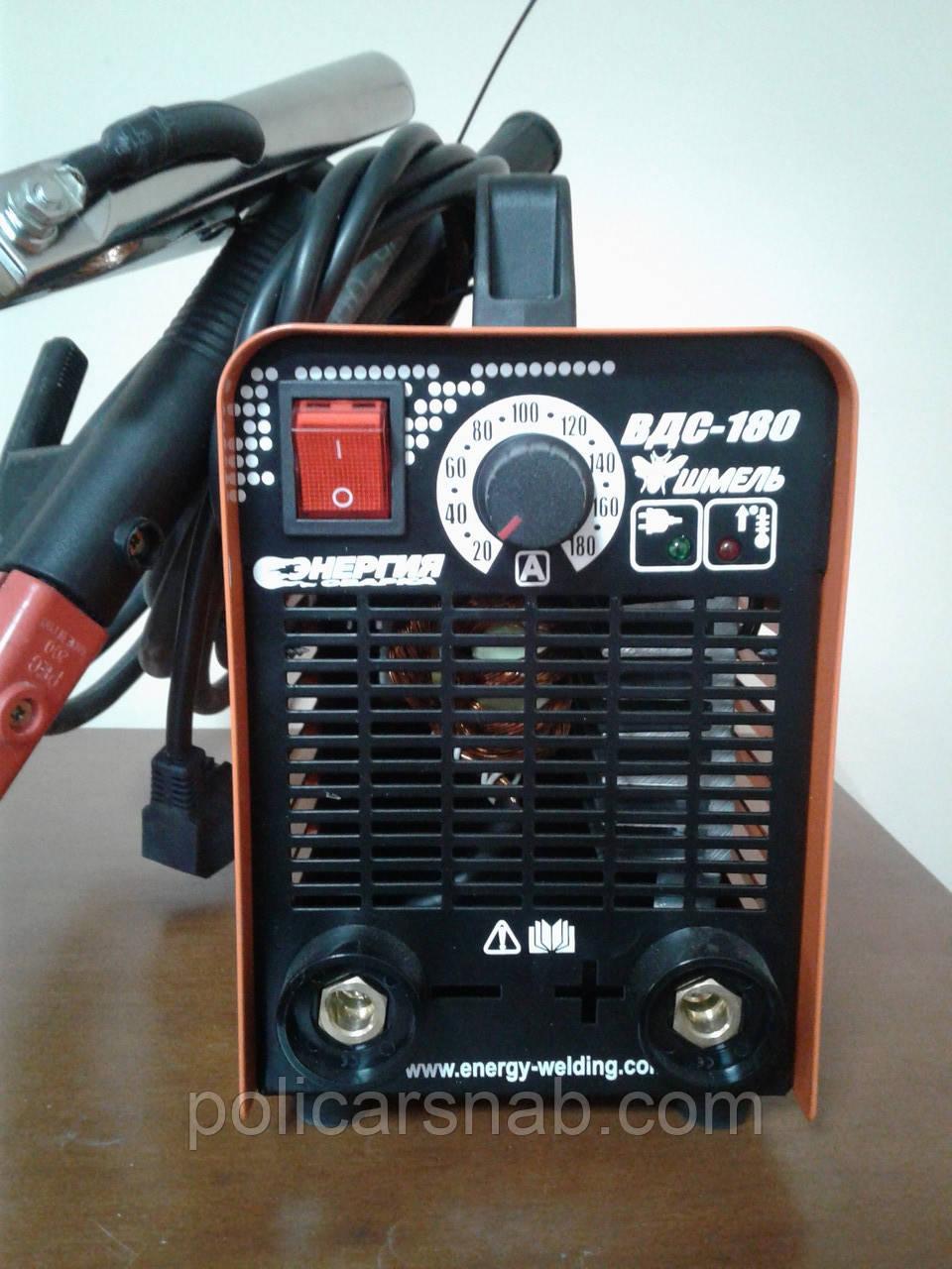 Зварювальний інвертор ВДС-180.2 Джміль