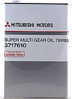 Трансмісійне масло Mitsubishi Super Multi Gear Oil 75W-85 4л