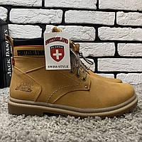 Зимние ботинки (на меху) Switzerland  13032 ⏩ [ 43,45 ], фото 1